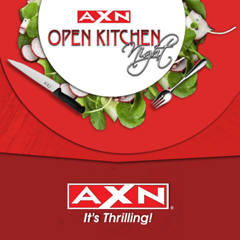 AXN Open Kitchen Night