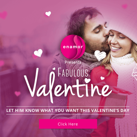 Enamor-Fabulous Valentine