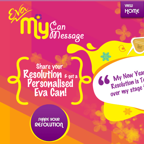 Eva-My Can Message