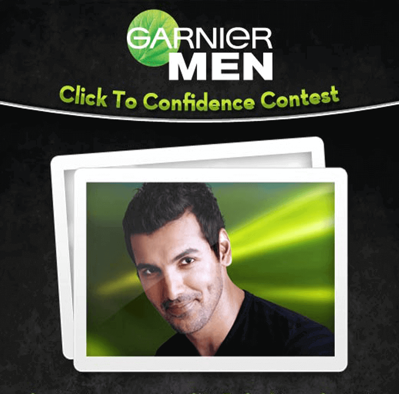 Garnier-Click To Confidence Contest