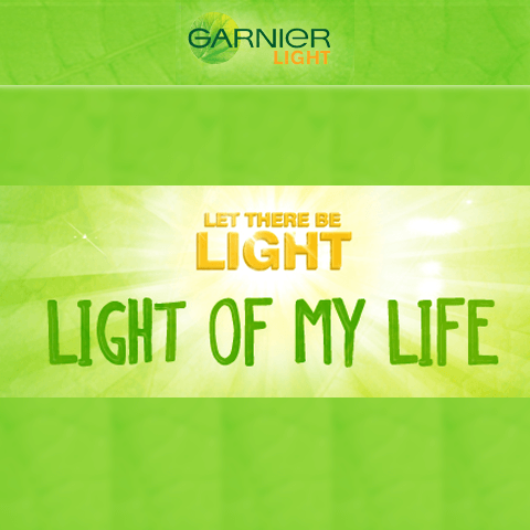 Garnier-Light Of My Life