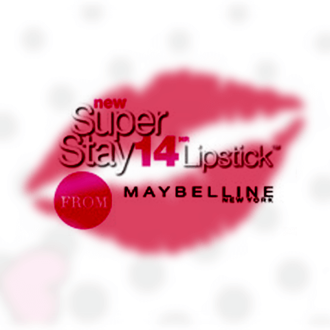 Maybelline-Super Stay 14 Lipstick