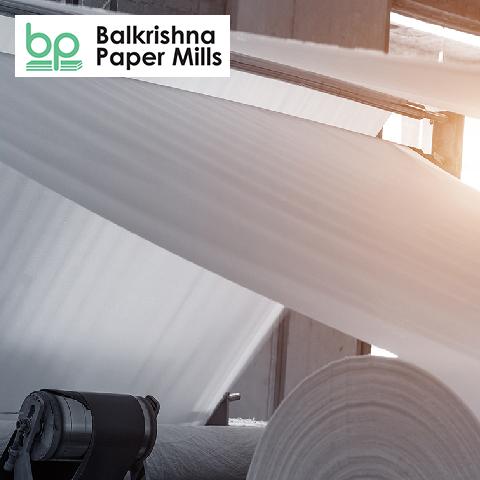 Balkrishna Paper Mills Ltd