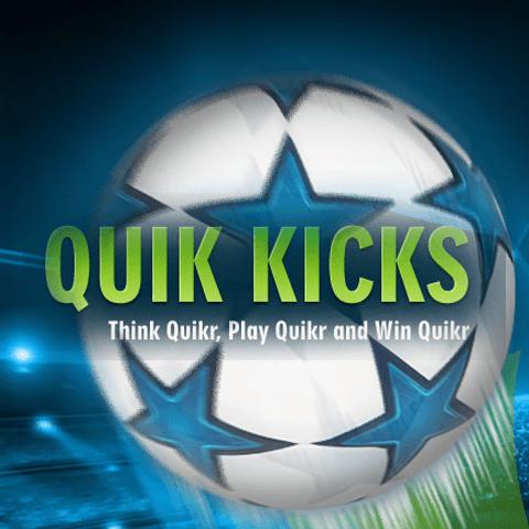 Quikr-Quik Kicks